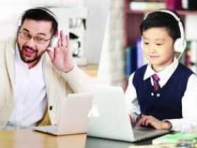 线上英语口语培训机构哪家好?今年是哪家机构的至亮时刻?