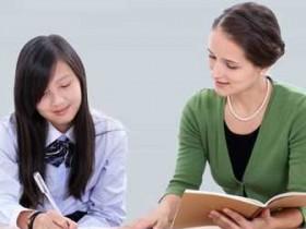英语培训机构给孩子布置的家庭作业越多越好?
