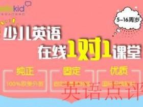 中国线上在线英语教学机构哪个值得选?