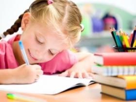 孩子初步学习英语