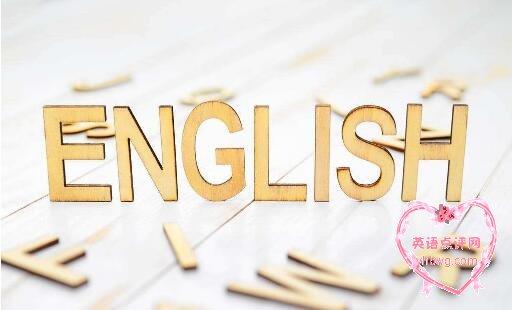 英语是一种拼音文字,单词是该语言的基础